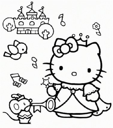 coloring-pages-for-girls-hello-kitty