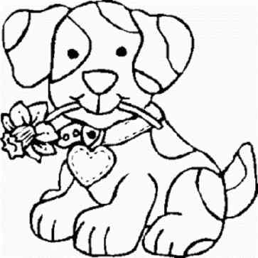 coloring-pages-for-teenage-girls-dog-cute