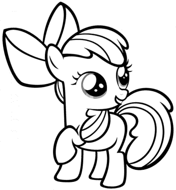 free-my-little-pony-coloring-pages