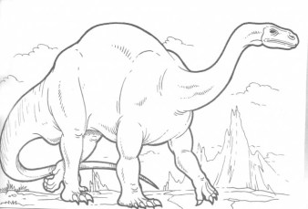 interactive-long-neck-dinosaur-coloring-pages