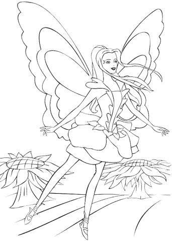 printable-barbie-coloring-pages