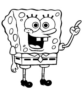 spongebob-coloring-pages-free