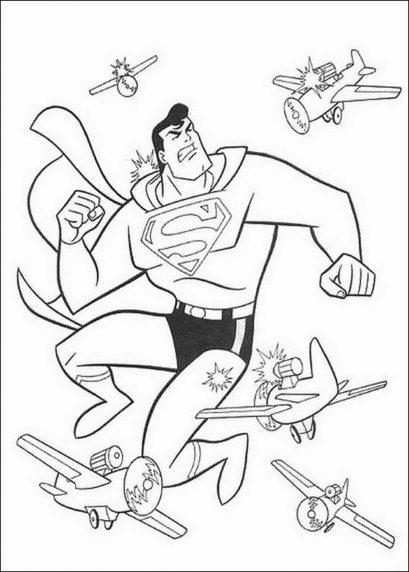 Superman-coloring-pages-for-boys-printable