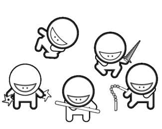 baby-ninja-turtle-coloring-pages