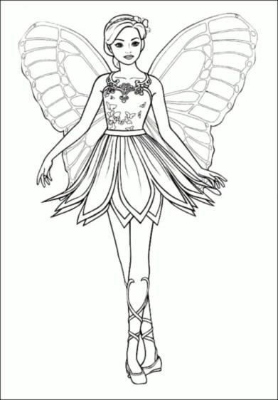 barbie-princess-coloring-pages