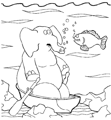 big-elephant-coloring-pages