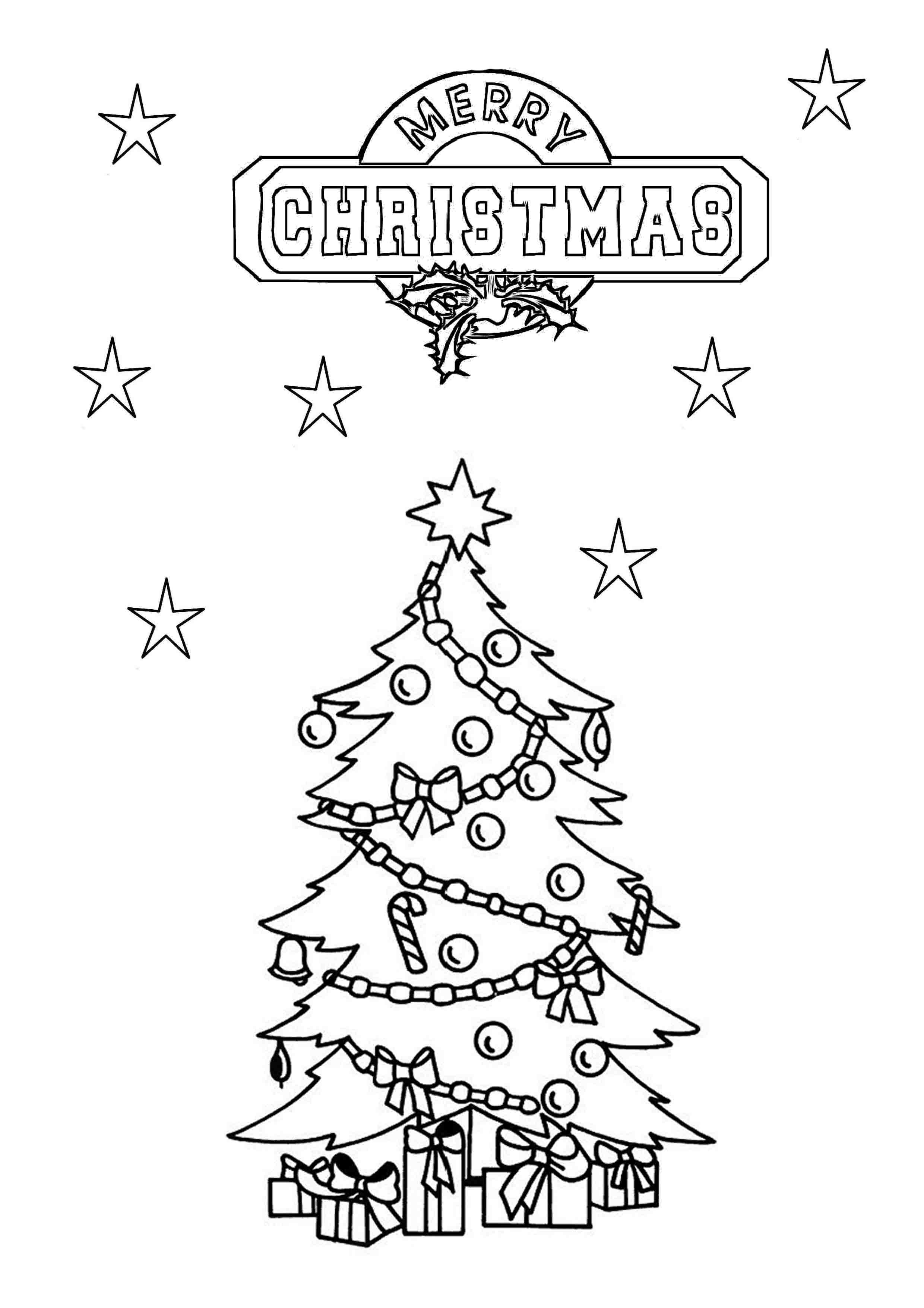 christmas-coloring-pages-tree-printable
