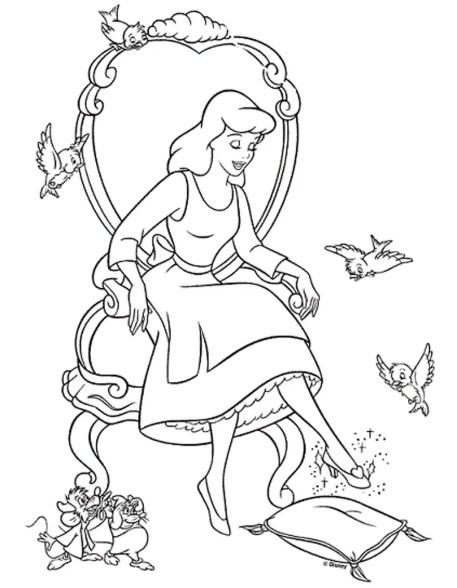 cinderella-coloring-page