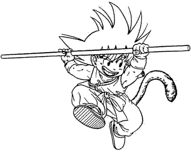 coloring-pages-dragon-ball-z