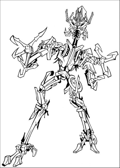 decepticons-transformers-coloring-pages