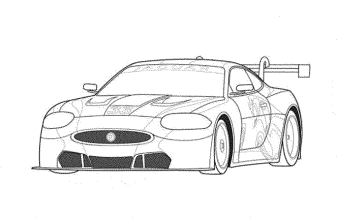 free-car-coloring-pages