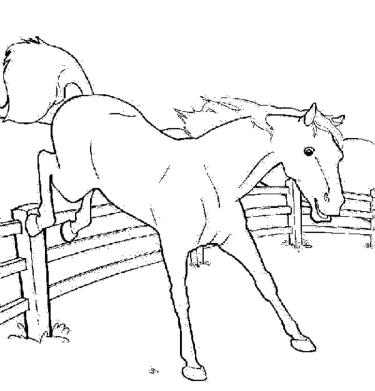 horse-printable-coloring-pages