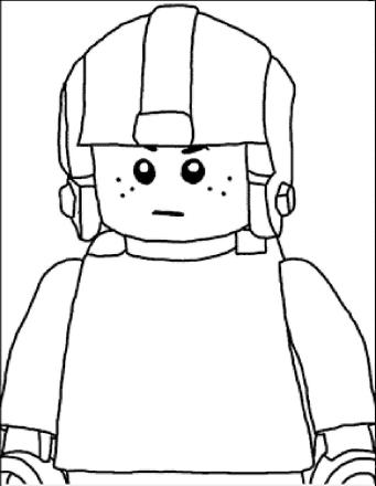 mario star wars coloring pages | Create Your Own Lego Coloring Pages for Kids