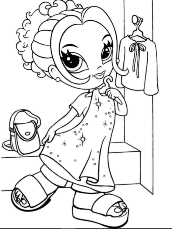 lisa-frank-coloring-pages-printable