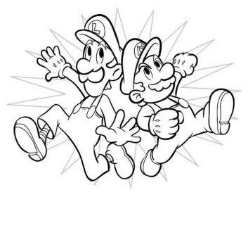 mario-and-luigi-coloring-pages