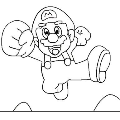 mario-bros-coloring-pages