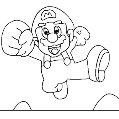 mario-bros-coloring-pages