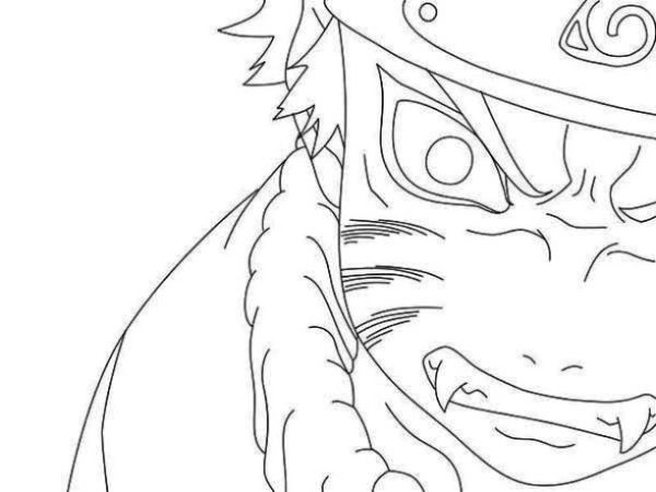 naruto shippuden coloring pages # 9