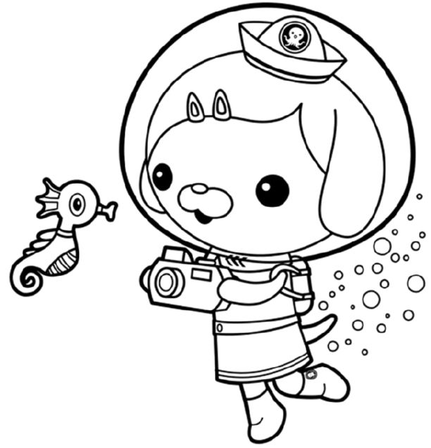 - Octonauts Coloring Pages - Coloring Pages Kids