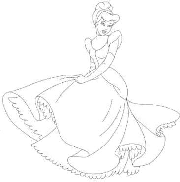 princess-icinderella-coloring-pages