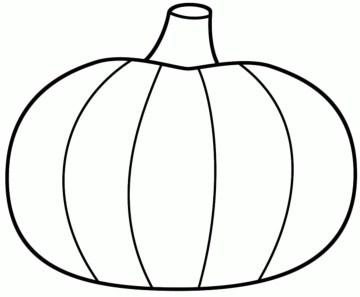 pumpkin-coloring-picture
