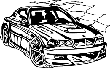 race-car-coloring-page
