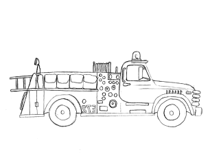 simple-fire-truck-coloring-pages