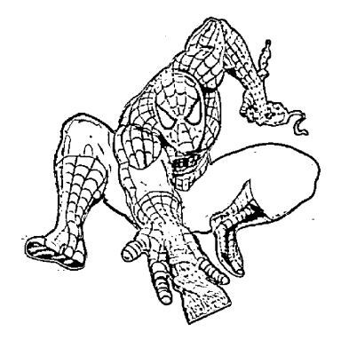 spiderman-coloring-pages-pdf