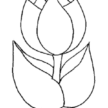 spring-flower-coloring-pages