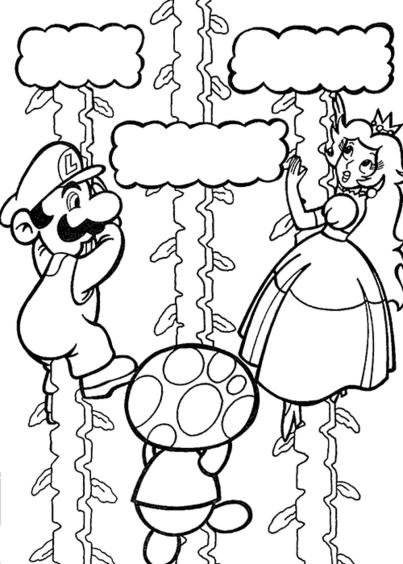 super-mario-galaxy-coloring-pages