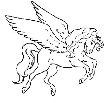winged-unicorn-coloring-pages