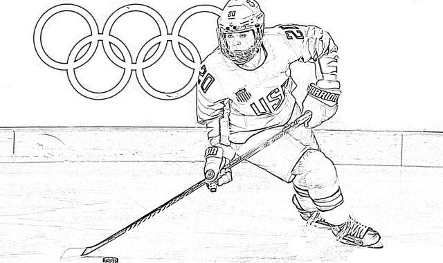 16 Free Hockey Coloring Pages for Kids   BestAppsForKids.com