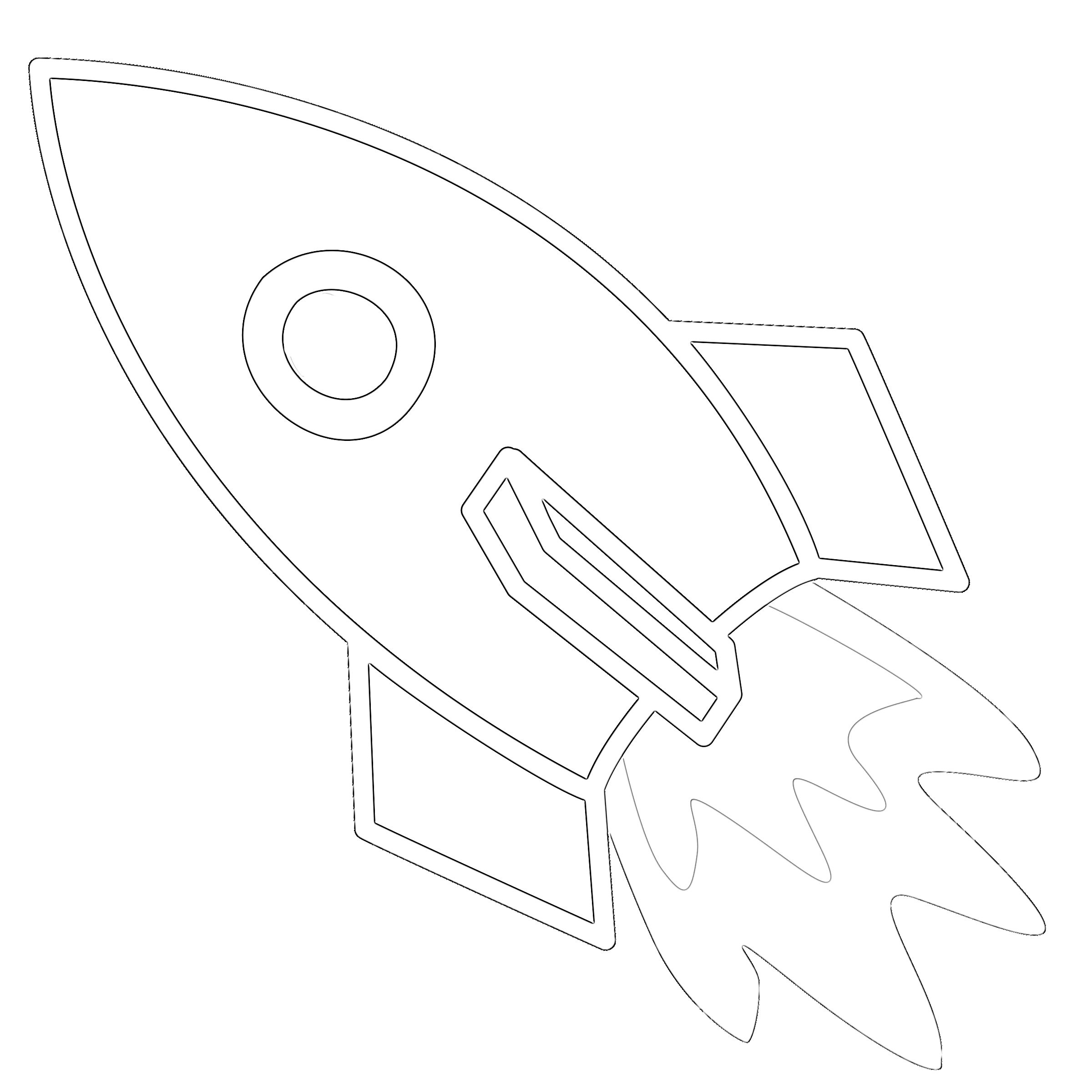 10 Free Rocket Ship Coloring Pages For Kids Save Print Enjoy