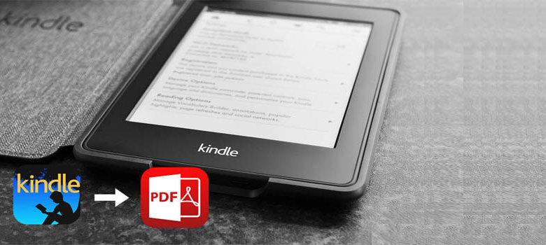 將Kindle書籍轉換為PDF(Mac,Android,iOS,Windows)   BestAppTips