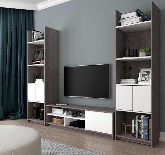 This Storage Unit Gives You The Ability To Use Height Your Advantage And Can Be Assembled Liking Due Its Modular Design