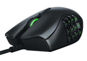 Razer Naga Trinity - MMO Mouse with Chroma RGB Lighting