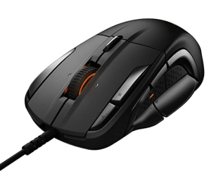 SteelSeries 62051 Rival 500 - Button Programmable Gaming Mouse