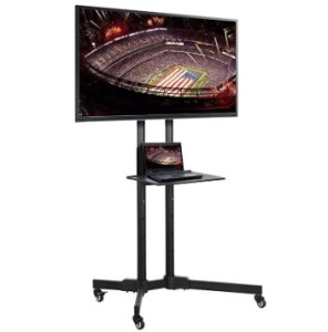 Yaheetech Universal Mobile TV Stand