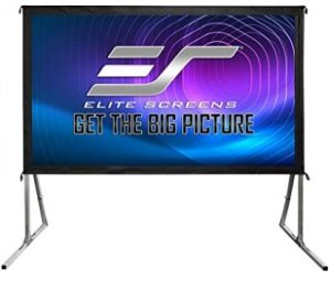 Elite Screens 120-inch Portable Indoor Outdoor