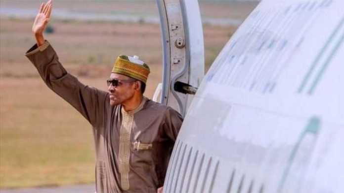 Nigerian president Muhammad Bihari to go to London for medical check-up