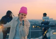VIDEO: Justin Bieber - Someday (Live From Paris)