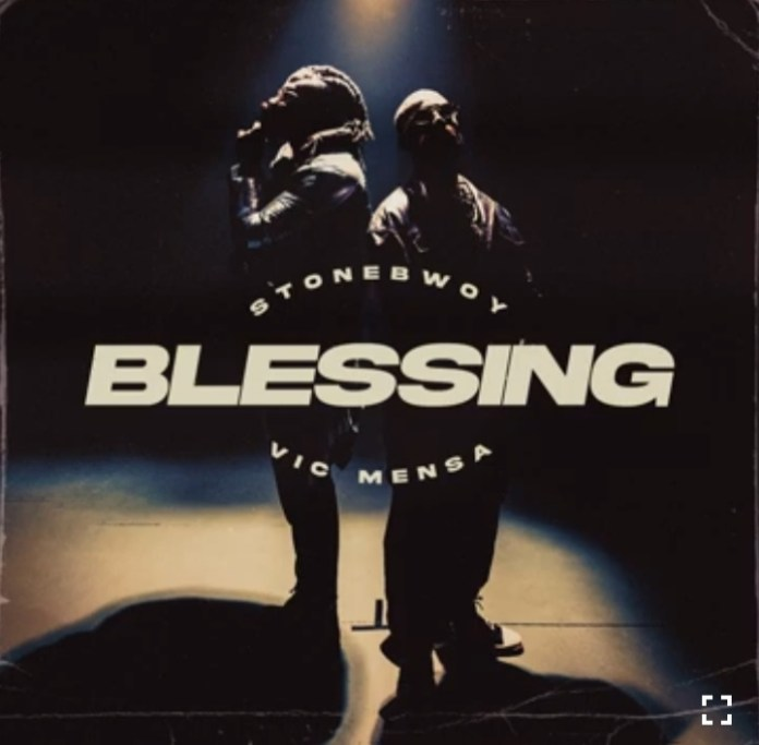 Stonebwoy Ft. Vic Mensa - Blessing Mp3 Download
