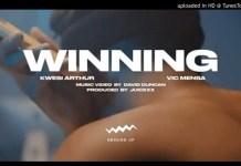 Kwesi Arthur - Winning Ft. Vic Mensa Mp3 Download
