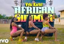 VIDEO: Vybz Kartel - African Summer Download Mp4