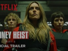 VIDEO: Money Heist Part 5 Vol 1 Official Trailer