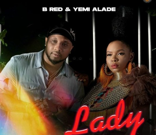 B Red & Yemi Alade - Lady Mp3 Download