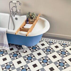 mosaic vinyl flooring mosaic vinyl