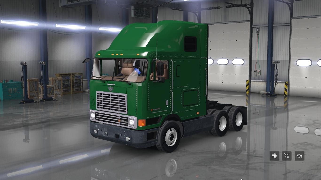 International 9800i Cabover For V1 5 Truck Ats Mod