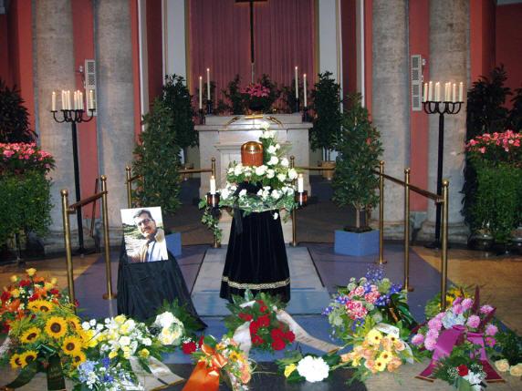 Trauerfeier  Bestattungen Schuster Berlin