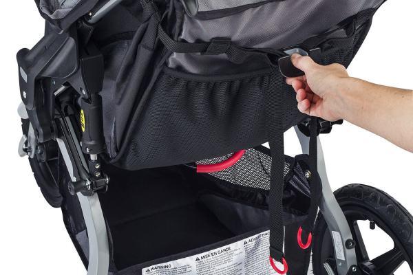 Bob Revolution Flex 2016 Stroller - Travelling With Huge Storage